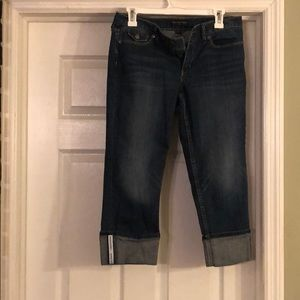 Banana Republic crop jeans